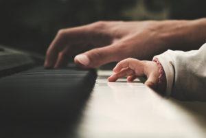 Musikschule in Oberhausen: Unterricht für Tasteninstrumente